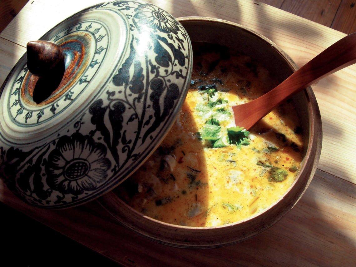 Zupa Tajska Z Mlekiem Kokosowym Agnieszka Maciag